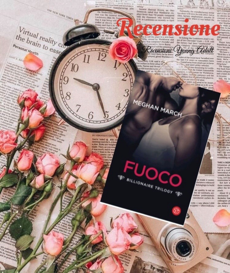 FUOCO – Meghan March