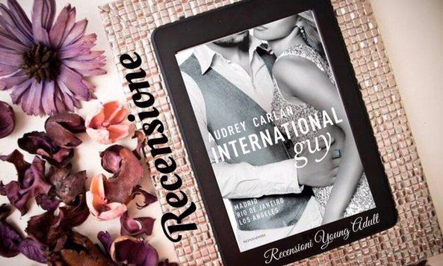 International Guy-4-Madrid, Rio de Janeiro, Los Angeles – Audrey Carlan, RECENSIONE