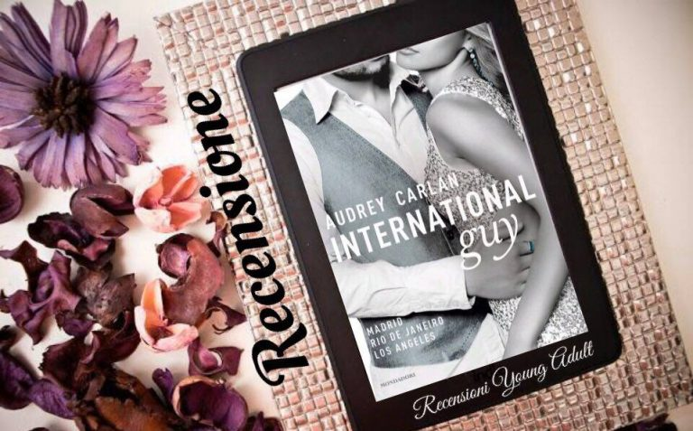 International Guy-4-Madrid, Rio de Janeiro, Los Angeles - Audrey Carlan