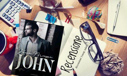 JOHN – Karen Morgan, RECENSIONE