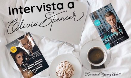 DUE CHIACCHIERE IN COMPAGNIA di Olivia Spencer