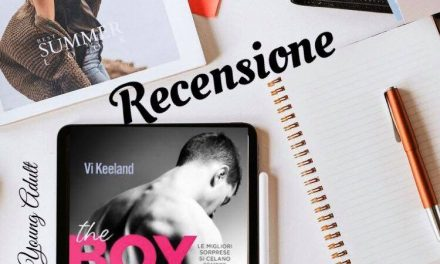 THE BOY NEXT DOOR – Vi Keeland, RECENSIONE