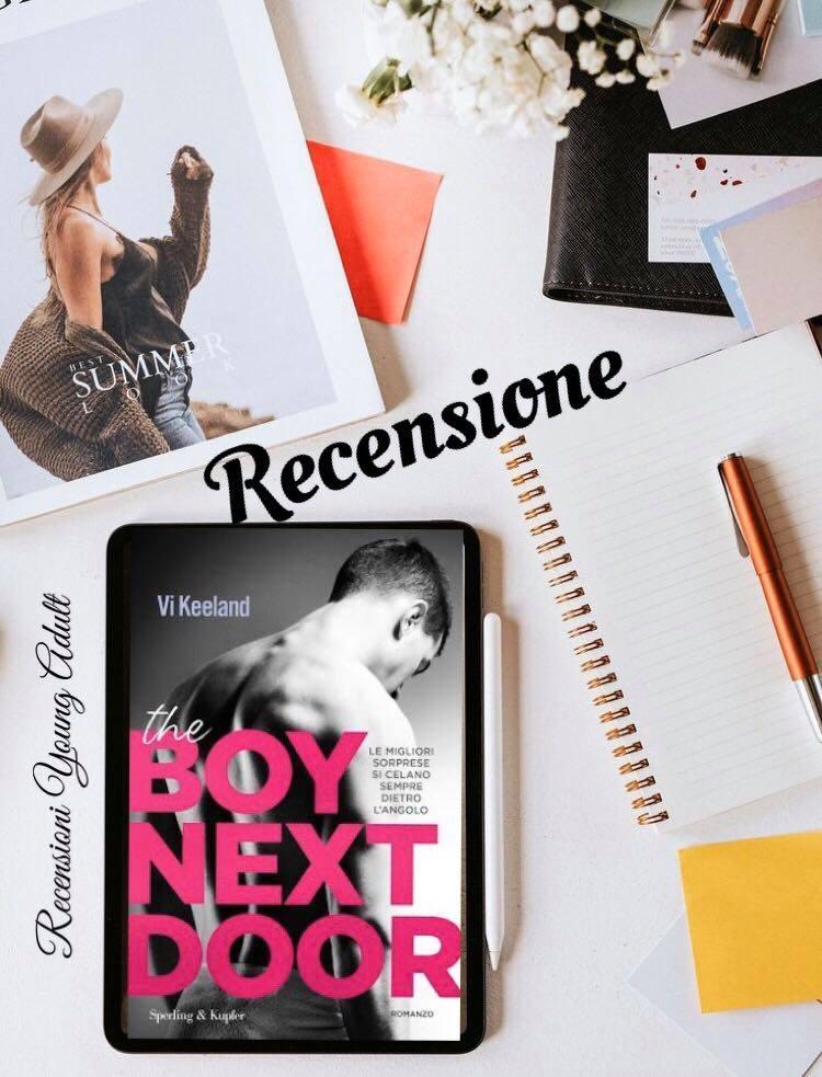 THE BOY NEXT DOOR – Vi Keeland