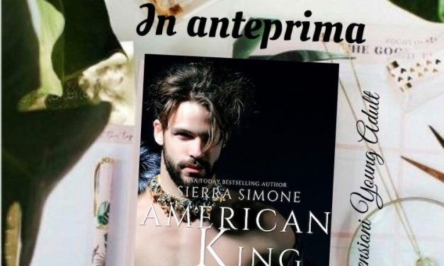AMERICAN KING – Sierra Simone, RECENSIONE ANTEPRIMA