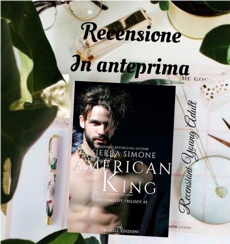 AMERICAN KING - Sierra Simone