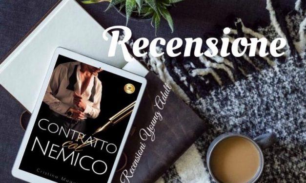 CONTRATTO COL NEMICO – Cristina Maggiotto, RECENSIONE