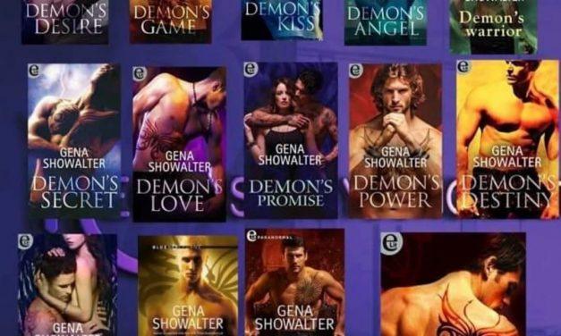 DEMON'S NIGHT – Gena Showalter, RECENSIONE