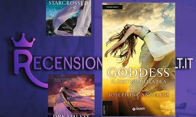 GODDES – Josephine Angelini, RECENSIONE