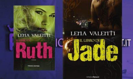 IL LIBRO DI JADE – Lena Valenti, RECENSIONE
