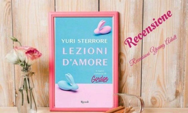 LEZIONI D'AMORE – Yuri Sterrore / Gordon, RECENSIONE