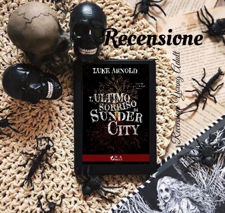 L'ultimo sorriso di Sunder City Autore