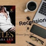 MAKING THE RULES - Sagara Lux, RECENSIONE