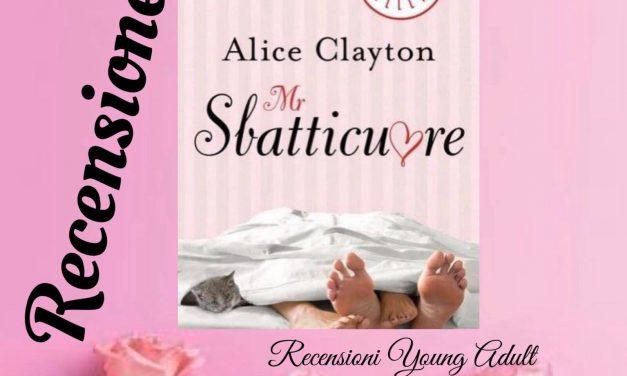 MR. SBATTICUORE – Alice Clayton, RECENSIONE
