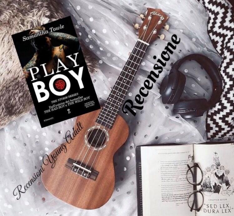 PLAY BOY - Samantha Towle