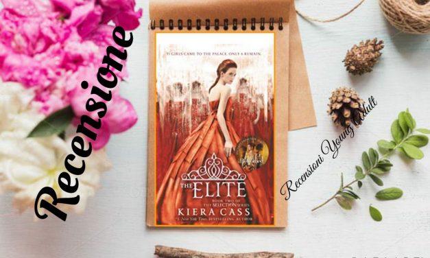 THE ELITE – Kiera Cass, RECENSIONE