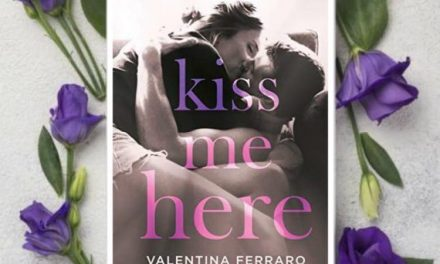 Kiss me here – Valentina Ferraro, RECENSIONE