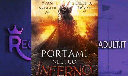 PORTAMI NEL TUO INFERNO – Yvan Argeadi & Diletta Brizzi, RECENSIONE