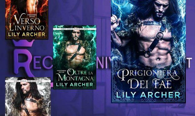 Prigioniera dei fae – Lily Archer, RECENSIONE