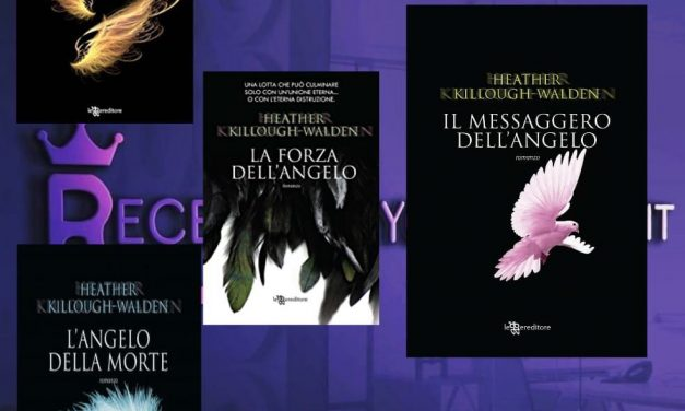 Il messaggero dell'angelo – Heather Killough-Walden, RECENSIONE