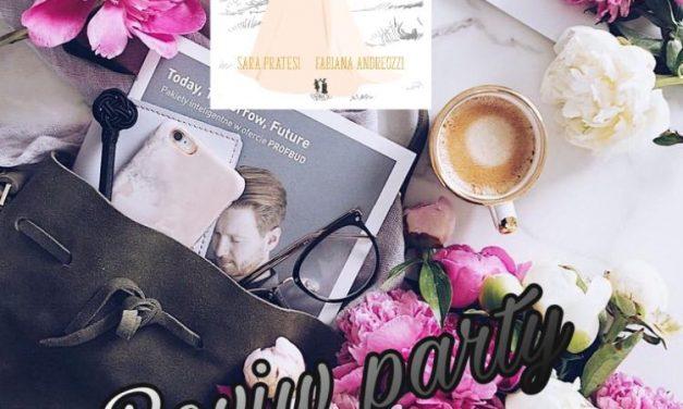 Matrimonio al buio – Fabiana Andreozzi – Sara Pratesi, RECENSIONE