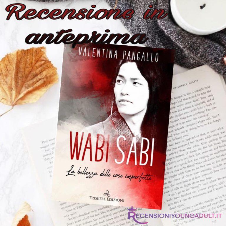 Wabi Sabi – La bellezza delle cose imperfette – Valentina Pangallo, RECENSIONE