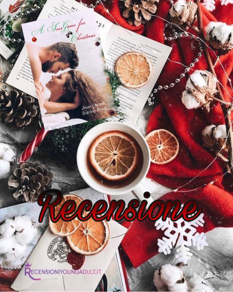A ScarGame for Christmas - Joan Quinn & Scarlett River, RECENSIONE