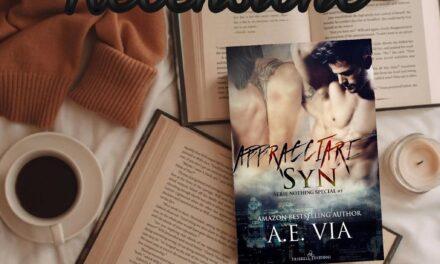 Abbracciare Syn– A. E. Via, RECENSIONE ANTEPRIMA
