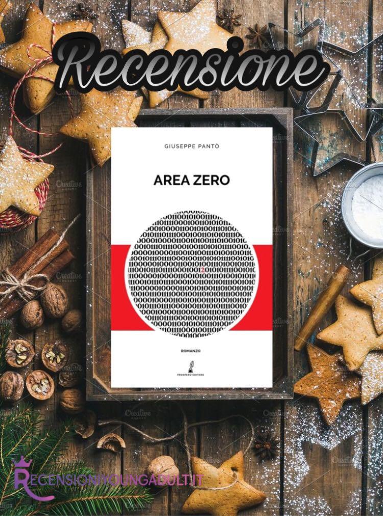 Area Zero - Giuseppe Pantò, RECENSIONE