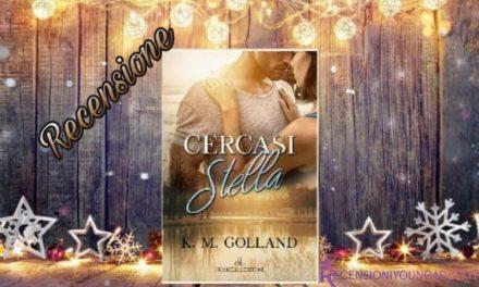 Cercasi Stella – K. M. Golland, RECENSIONE