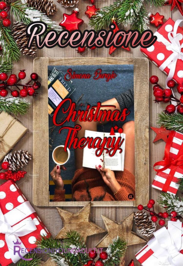 Christmas Therapy - Simona Burgio, RECENSIONE