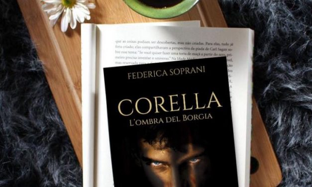 Corella. L'ombra del Borgia – Federica Soprani, RECENSIONE