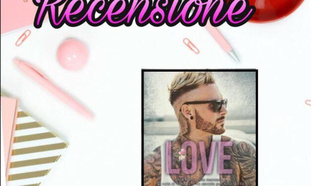 Love Inside – Aria M. , RECENSIONE