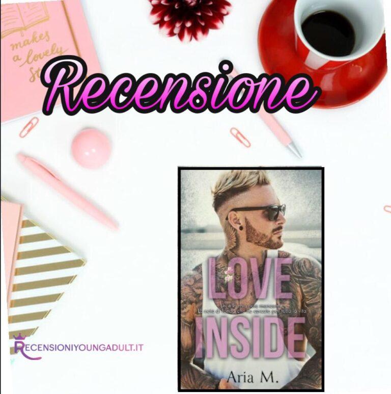 Love Inside - Aria M. , RECENSIONE