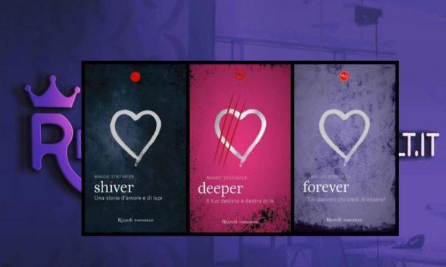Shiver: Una storia d'amore e di lupi – Maggie Stiefvater, RECENSIONE