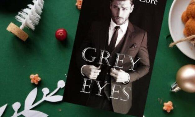 Grey Eyes – Victoria E. Lore, RECENSIONE