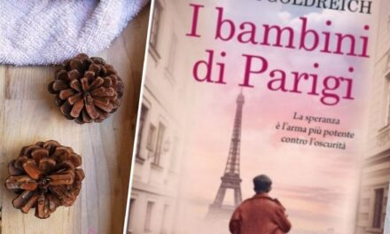 I BAMBINI DI PARIGI – Gloria Goldreich, RECENSIONE