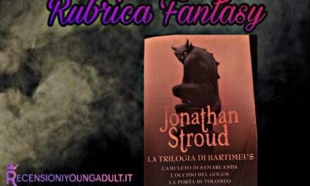 L'amuleto di Samarcanda – Jonathan Stroud, RECENSIONE