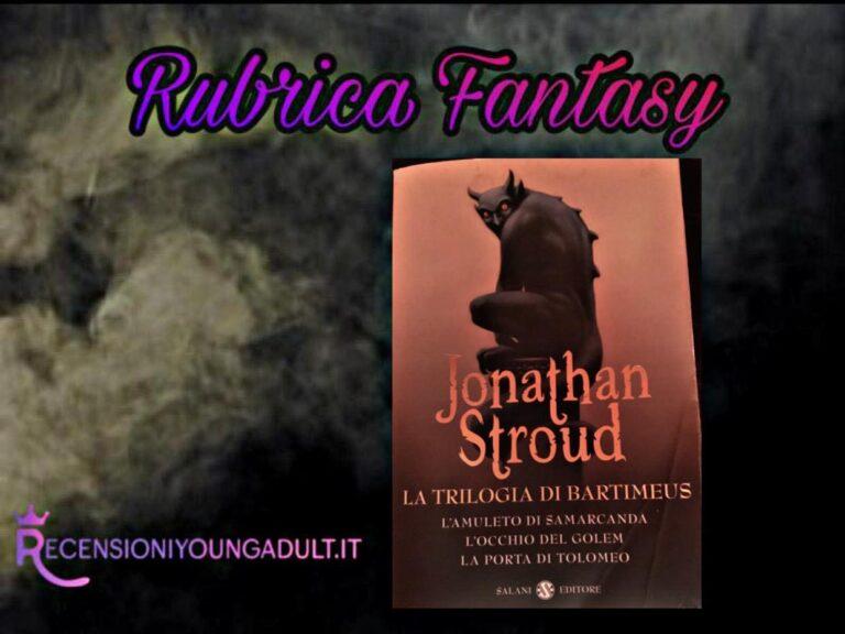 L'amuleto di Samarcanda - Jonathan Stroud, RECENSIONE