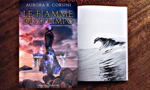 Le fiamme dell'olimpo – Aurora R. Corsini, RECENSIONE