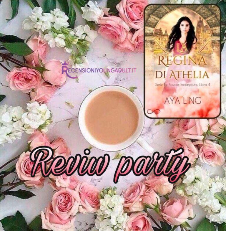 La Regina di Athelia - Aya Ling, RECENSIONE