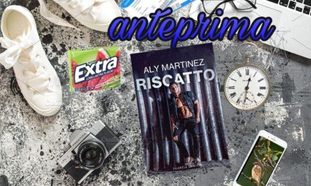Riscatto – Aly Martinez, RECENSIONE