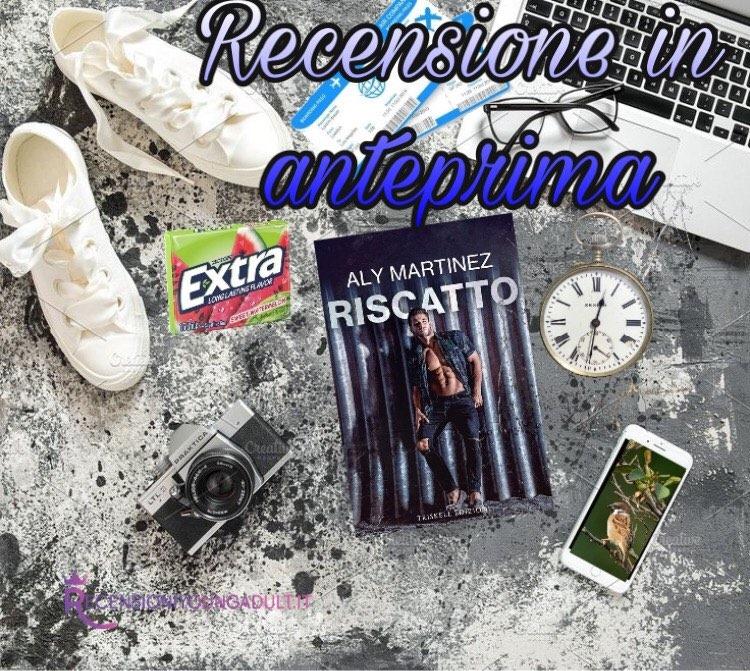 Riscatto - Aly Martinez, RECENSIONE