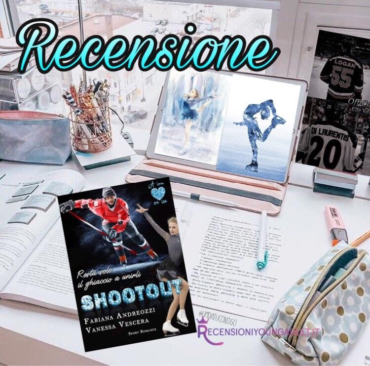 ShootOut (A love on ice) - Fabiana Andreozzi & Vanessa Vescera, RECENSIONE