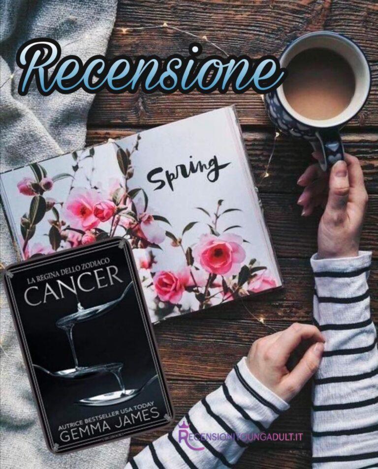 Cancer - Gemma James, RECENSIONE
