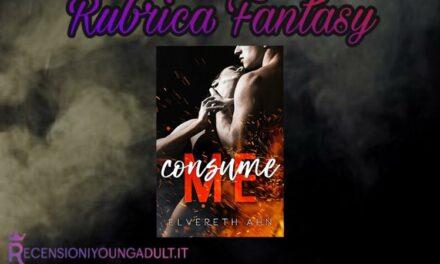 Consume me – Elvereth Ahn, RECENSIONE
