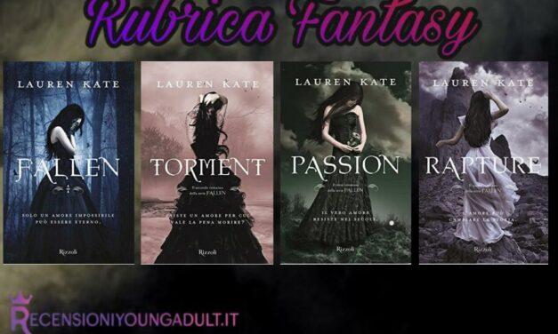 Fallen – Lauren Kate, RECENSIONE