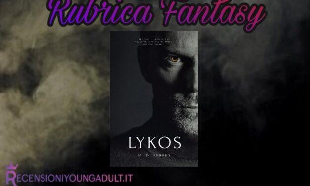 Lykos – M.D. Ferres, RECENSIONE