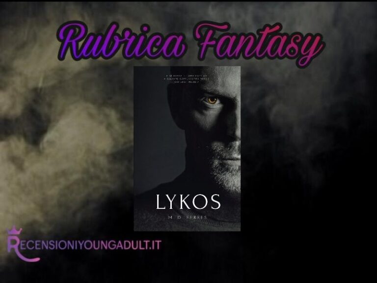 Lykos - M.D. Ferres, RECENSIONE
