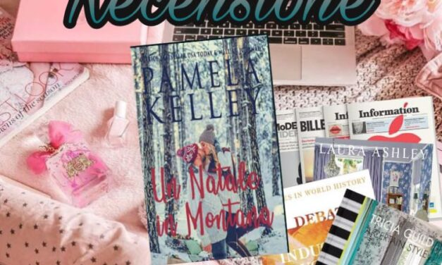 Un Natale in Montana – Pamela M. Kelley, RECENSIONE