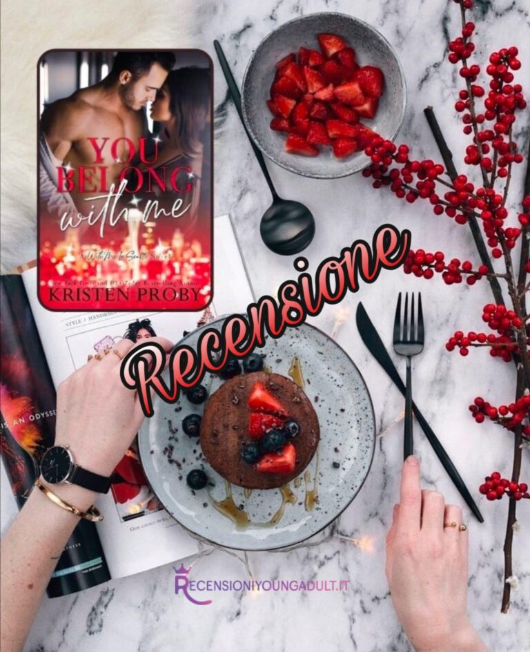 You Belong with Me - Kristen Proby, RECENSIONE